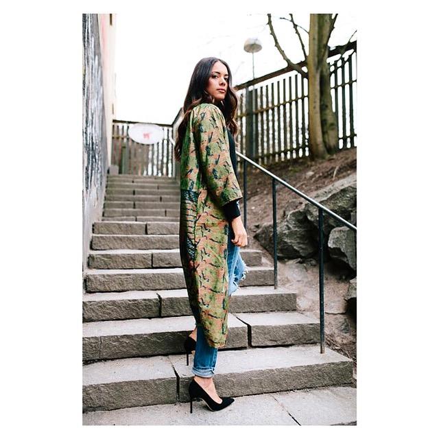 Cornelia Sun Kimono
