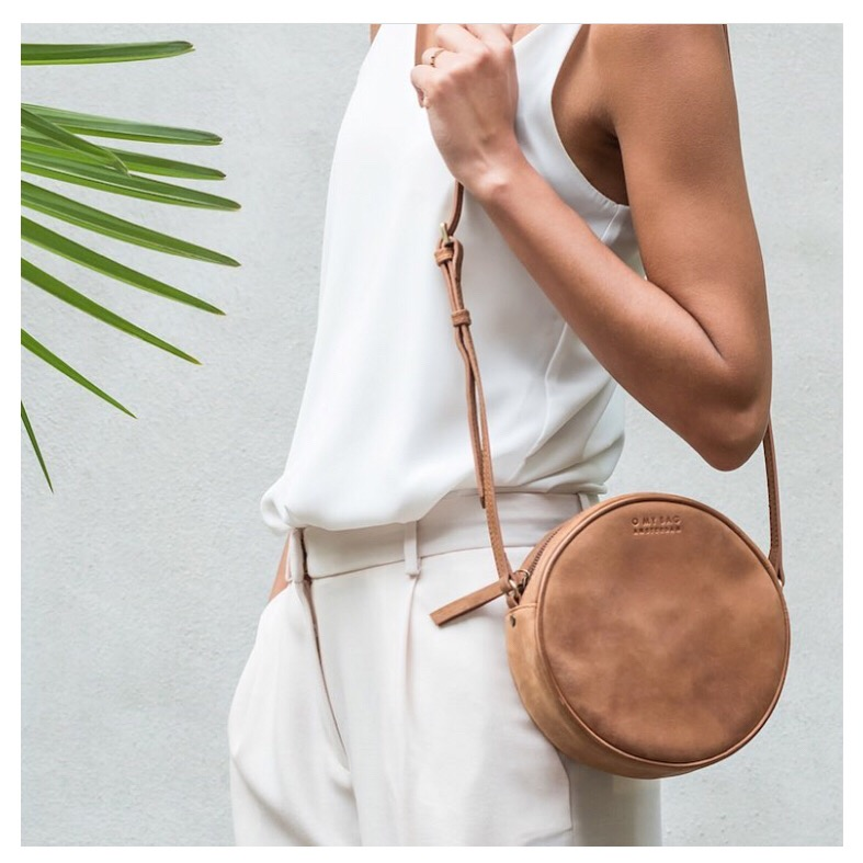 O My Bag / Luna Bag in Camel