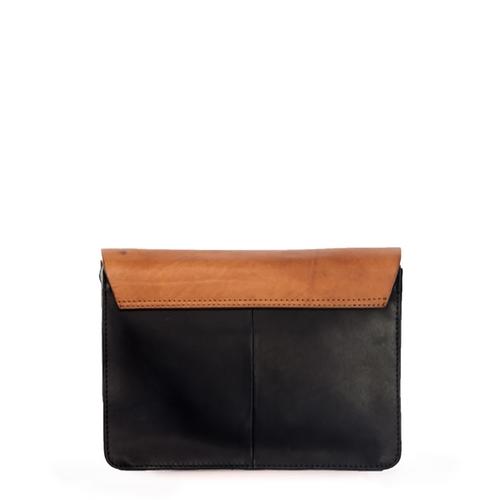 O My Bag - The Audrey Black/Camel Bag