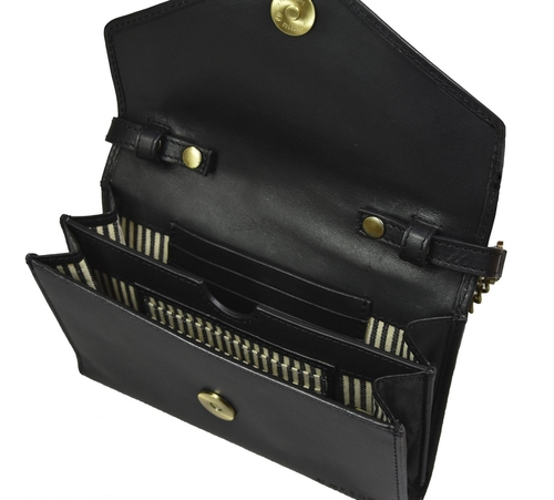 O My Bag - Josephine Chain Bag Eco Classic Black