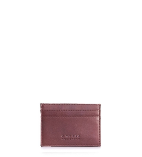 O My Bag - Mark's Cardcase Brandy