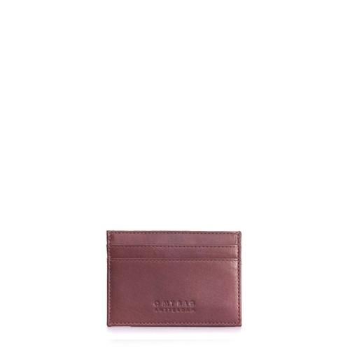 O My Bag - Mark's Cardcase Brandy