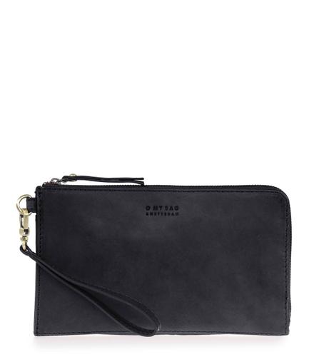O My Bag - Travel Wallet / Clutch Bag, Black