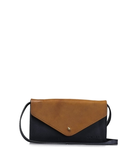 O My Bag - Josephine Eco Classic Black/Camel