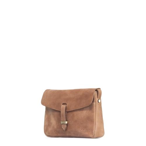O My Bag - Ally Classic Midi Bag, Camel