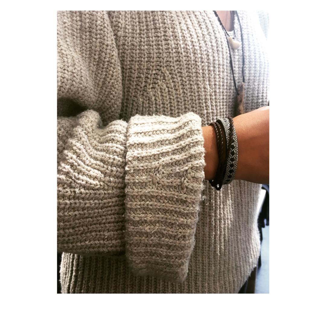 Kings of Indigo - Sabina Knitted Sweater