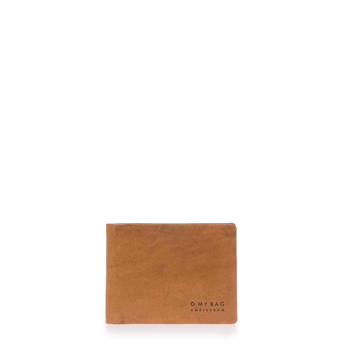 O My Bag - Joshua's Wallet, Camel