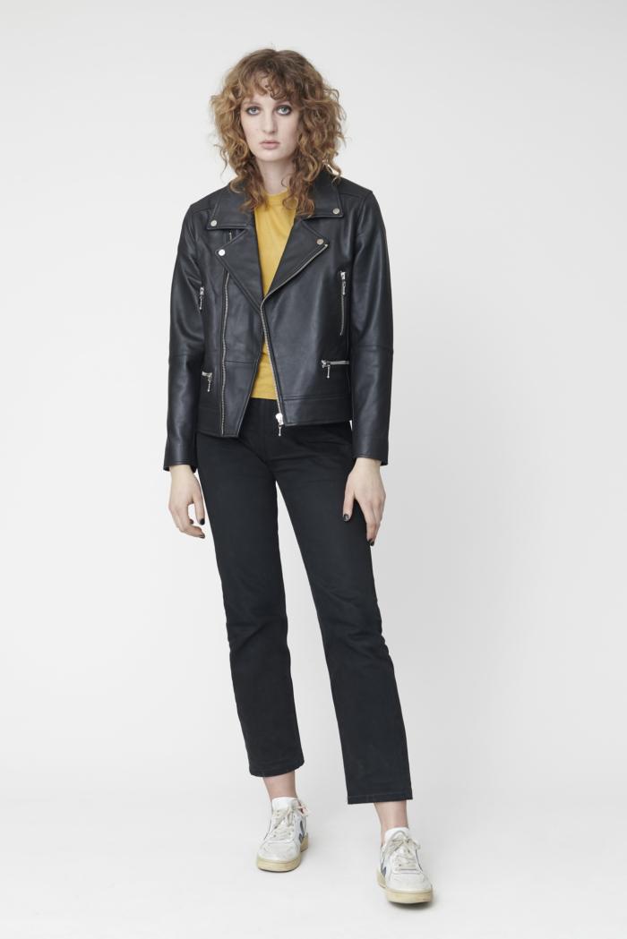 Deadwood - Leroy Recycled Leather Jacket