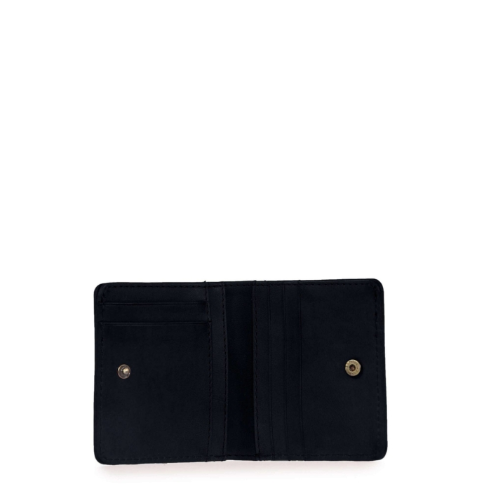 O My Bag - Alex Fold-Over Wallet, Eco Classic Black