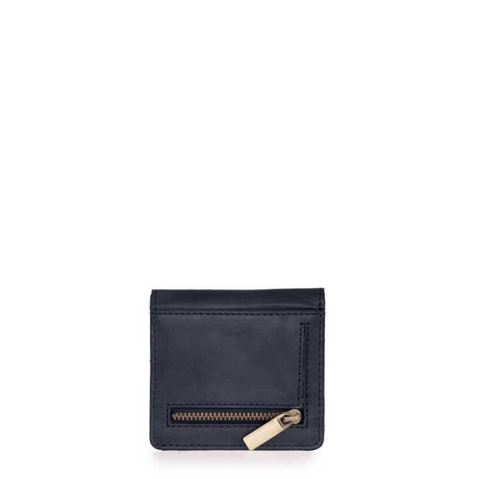 O My Bag - Alex Fold-Over Wallet, Eco Classic Navy