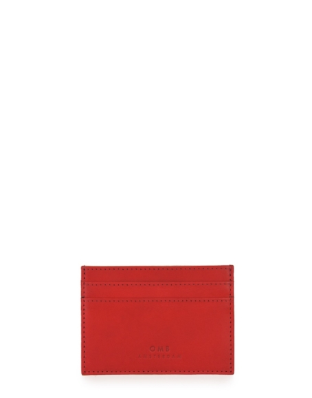 O My Bag - Mark's Cardcase Red