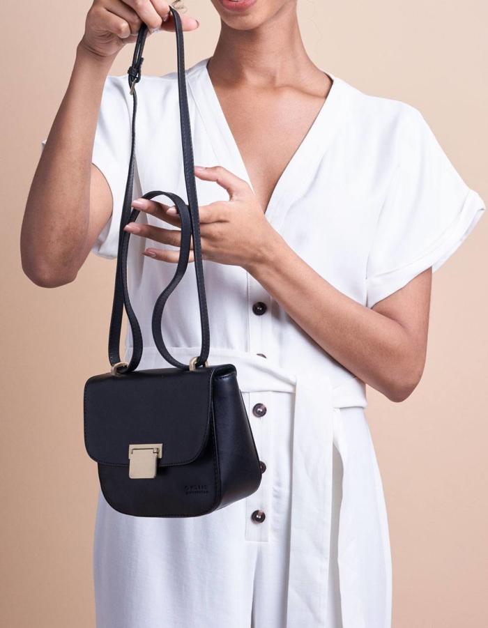 O My Bag - The Meghan MINI, black