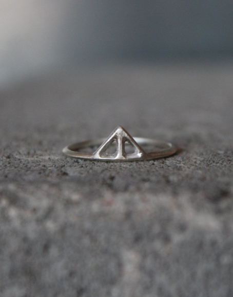 Wild & Arrow - Taika Ring, Silver