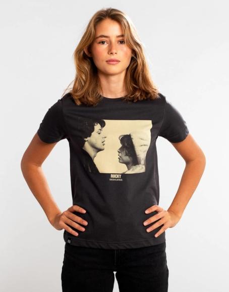 Dedicated x Rocky Balboa – Face To Face T-Shirt (women's)