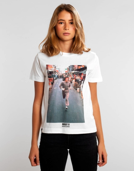Dedicated x Rocky Balboa - Rocky Run T-Shirt (women's)