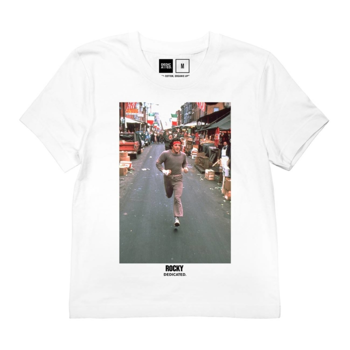 Dedicated x Rocky Balboa - Rocky Run T-Shirt (women's)